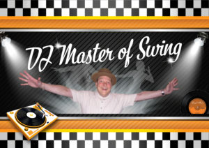 master of swing DJ Amsterdam Lindy Hop Rock and roll