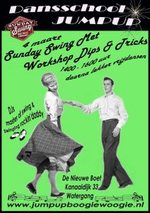 jump up rock and roll boogie woogie workshop 2018 swing jive lindy hop