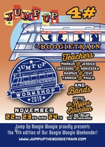jump up the boogie train 2019 boogie woogie workshop
