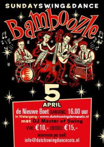Bamboozle, rock and roll, dance, Jive rockabilly